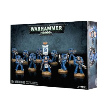 Games Workshop Warhammer 40000 40K Space Marine Tactical Squad 48-07 New